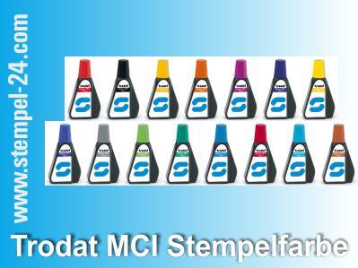STEMPELFARBE -MCI- ORIGINAL TRODAT