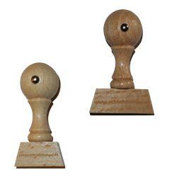 Holzstempel 6 mm • bis 40 mm Breite individuell gestalten