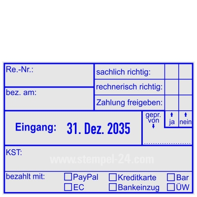BEZAHLT MIT PAYPAL Trodat Printy Rot 4911 Büro Stempel Kissen schwarz