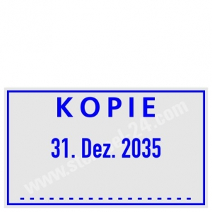 Stempel Kopie • Trodat Professional 5430 •