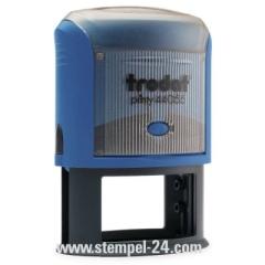 Trodat Printy 44055 Textstempel Oval 55 x 35 mm mit individueller Stempelplatte