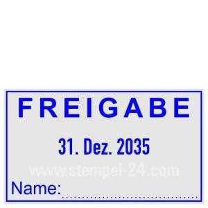 Freigabestempel • Trodat Professional 5440 •