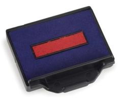 Stempelkissen 2-farbig für den Trodat Professional 5030 • 5430 • 5430/L • 5431 • 5435 • Stempelkissen-Nr. 6/50/2 •
