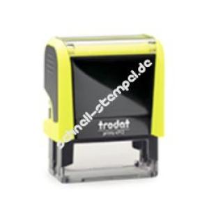 Trodat Printy 4912 (Stempelgröße 47 mm x 18 mm) 5 Zeilen