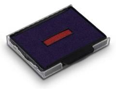 Stempelkissen 2-farbig für den Trodat Professional 5470 • Stempelkissen-Nr. 6/57/2 •