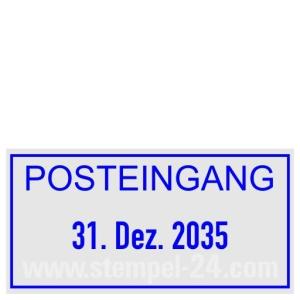 Stempel Posteingang • Trodat Professional 5430 •