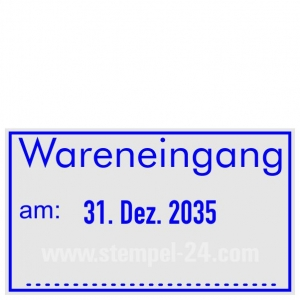 Wareneingangsstempel • Trodat Professional 5440 •