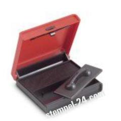 Trodat Vienna Dose 9012 Taschenstempel mit Abdruckgröße max. 54 x 18 mm
