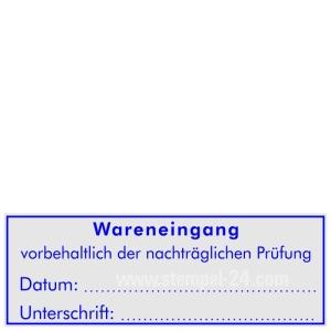 Wareneingangskontrollstempel • Trodat Printy 4915 •