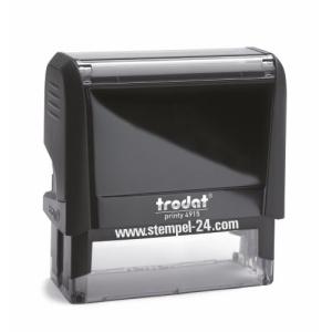 Trodat Printy 4915 (Stempelgröße 70 mm x 25 mm) 7 Zeilen